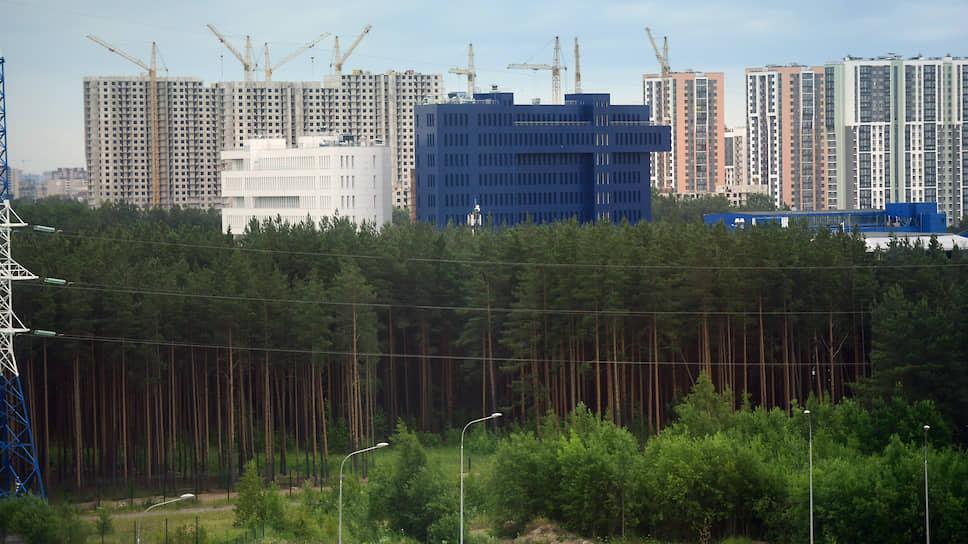 За 10 месяцев 2019 года в Петербурге введено 1,262 млн кв. м жилья. Это на 23% меньше, чем было введено за 10 месяцев прошлого года