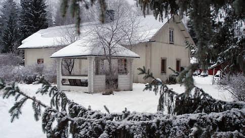 Типичный финский дом  / Домостроение