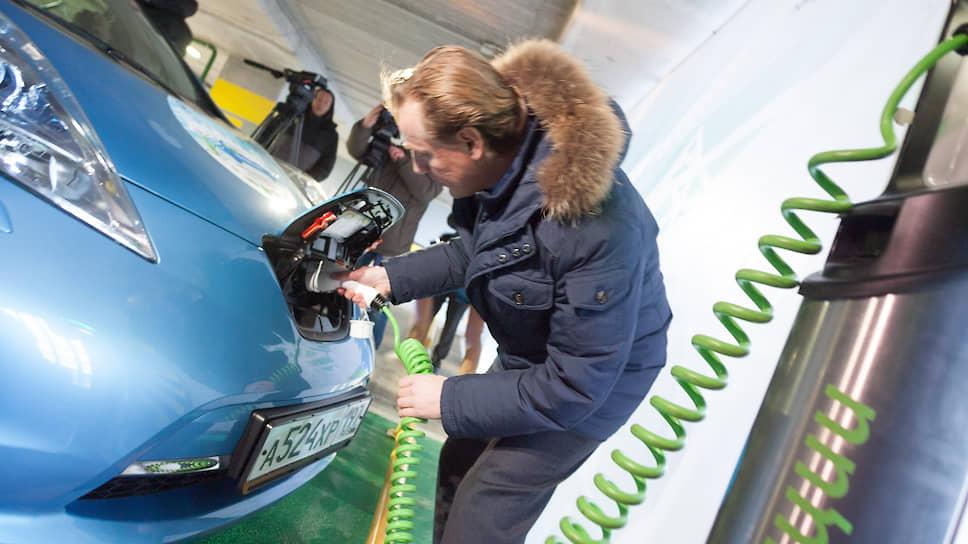 40% рынка электромобилей в России приходится на кроссовер Jaguar I-Pace