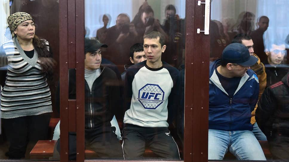 ТАСС: Адвокаты фигурантов дела о теракте в петербургском метро пожаловались в прокуратуру