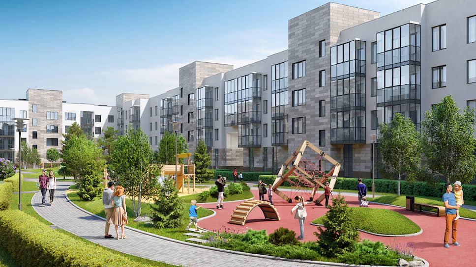 Для большинства покупателей малоэтажные комплексы в первую очередь ассоциируются со спокойствием и возможностью улучшить качество жизни