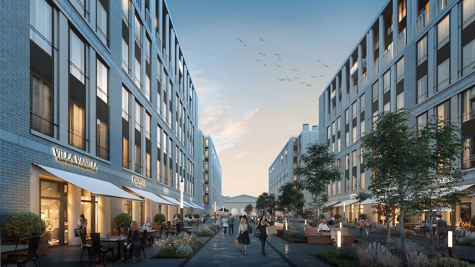 Появление европейских кварталов и развитие внутриквартального стрит-ритейла — это положительные тренды современного градостроительства
