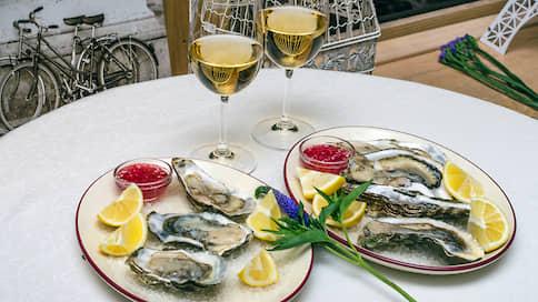 Philibert: курс на Францию  / Стиль Рестораны