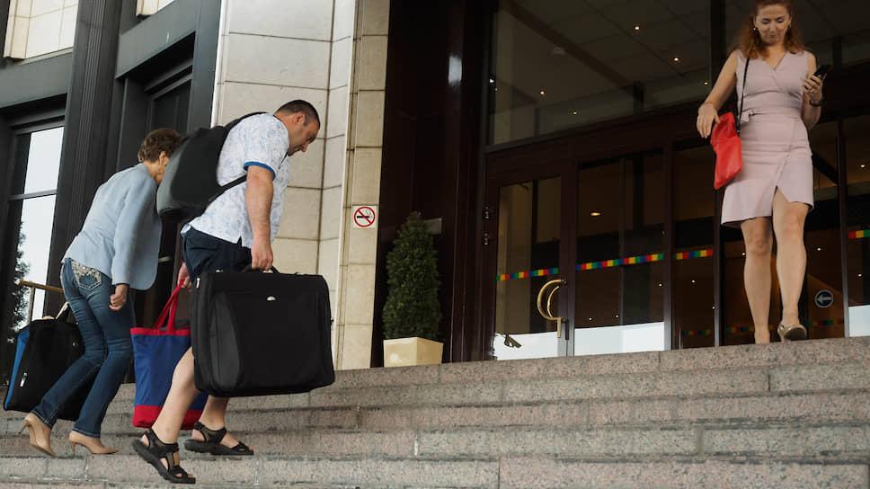 Объем продаж номерного фонда через туроператоров у некоторых отелей может достигать 70–80%