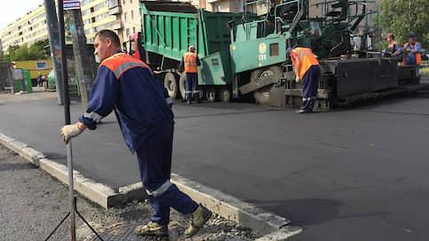 Полотно проблем  / Дорожное строительство