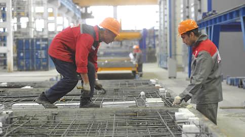 Железобетонный каркас экономики  / Стройиндустрия