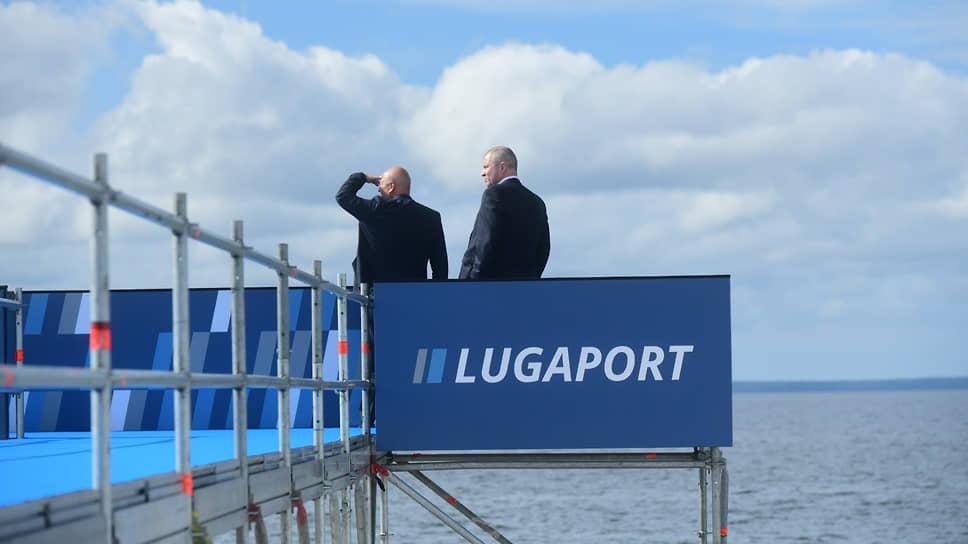 Активное расширение российских портовых мощностей на Северо-Западе, в частности Усть-Луги, началось после требования Кремля по перенаправлению грузов из Прибалтики на российские терминалы