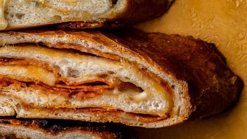 Хлебные фишки в «Вини, пани и салями»  / Стиль Рестораны