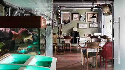 Перемены в LaPerla Fish House  / Рестораны