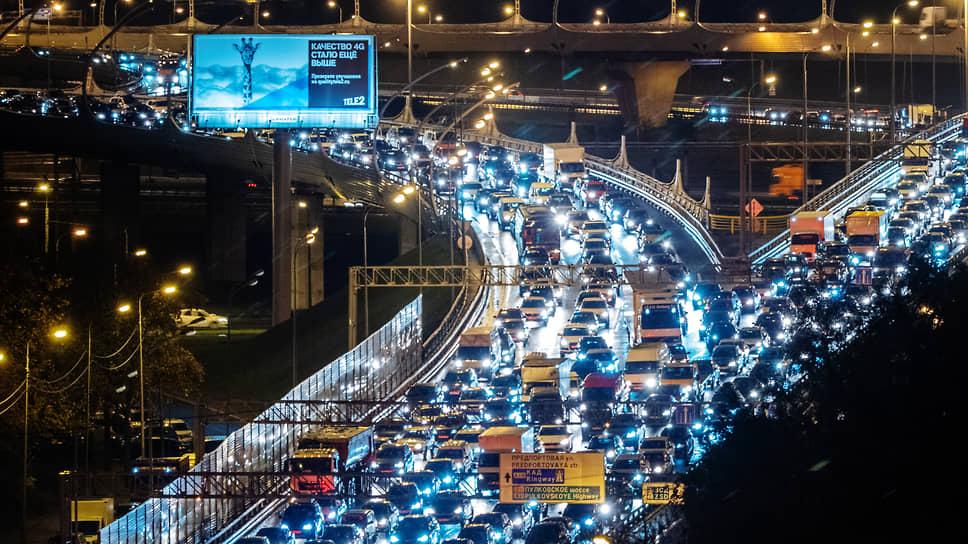 Оседлать трафик / Управление дорожным движением