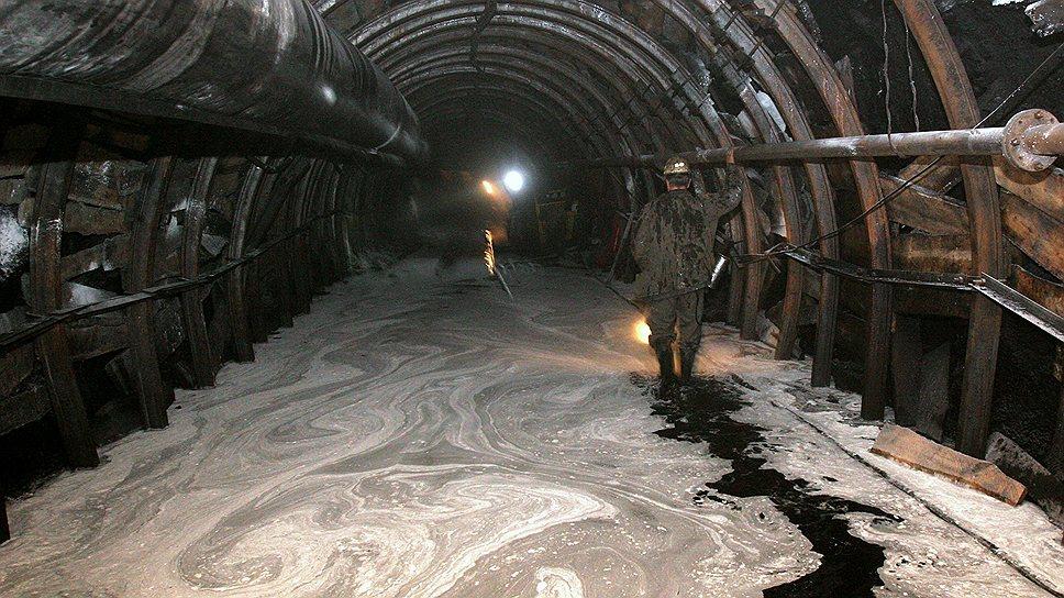 По данным Сбербанка, в «Быстрянской 1–2» осуществляется только работа насосов по откачке водопритока