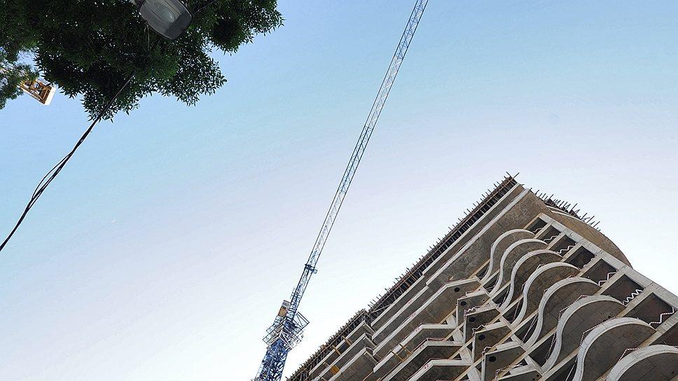 Девелоперу вернули перспективу / Московская компания чрез суд добилась разрешения строить жилье в Сочи