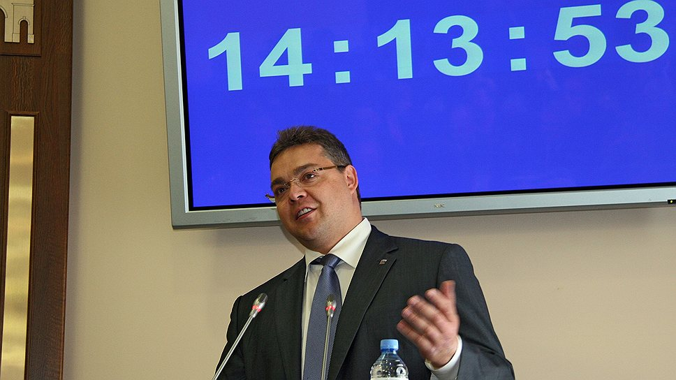 Врио губернатора Ставропольского края Владимир Владимиров «честен перед собой» и членами кабмина в решении кадровых вопросов