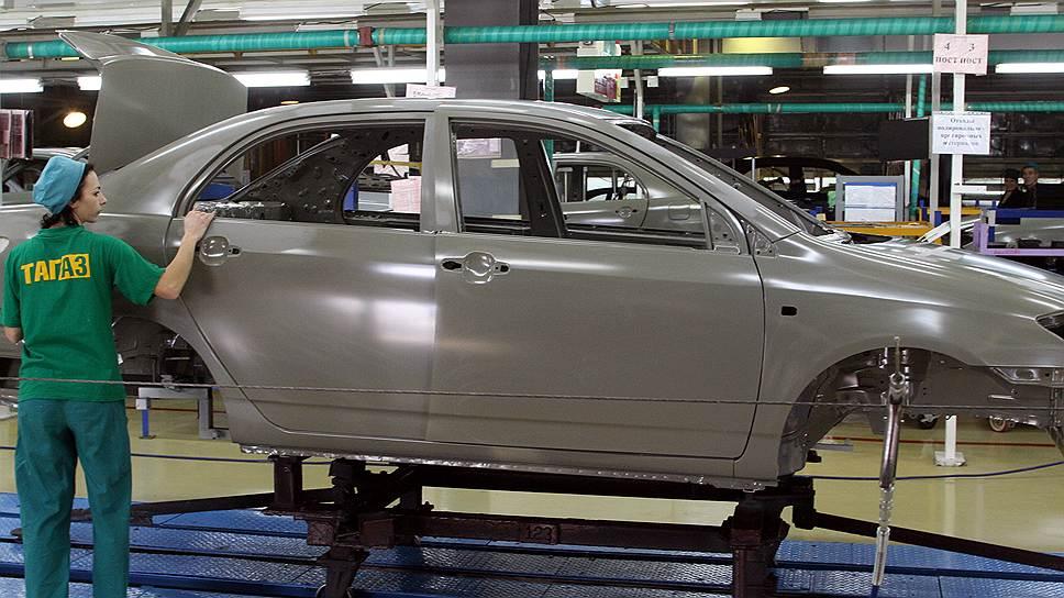 ТагАЗ рассматривался в качестве основной площадки по выпуску Jeep в России.