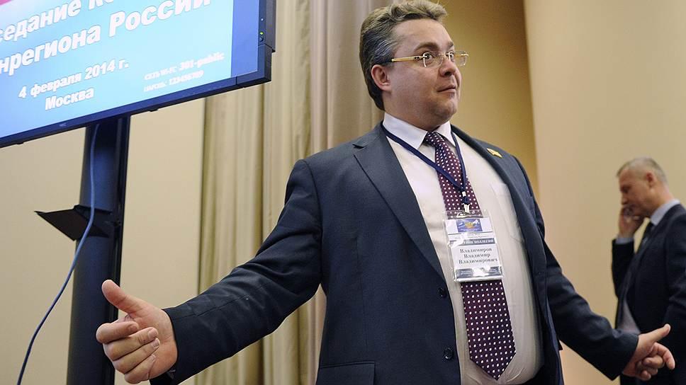 В ходе избирательной кампании Владимир Владимиров намерен опубликовать цикл из семи статей.