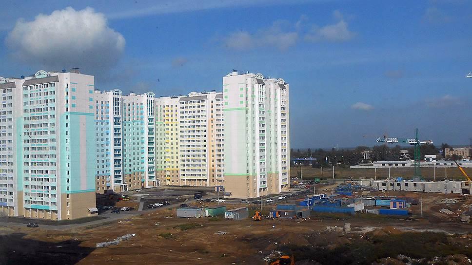 Девелоперов поманили землей / Достройщики «проблемных» домов смогут получить участки до завершения долгостроя