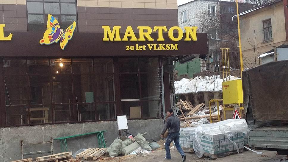 Всего в Воронеже «Мартон» планирует построить пять однотипных гостиниц