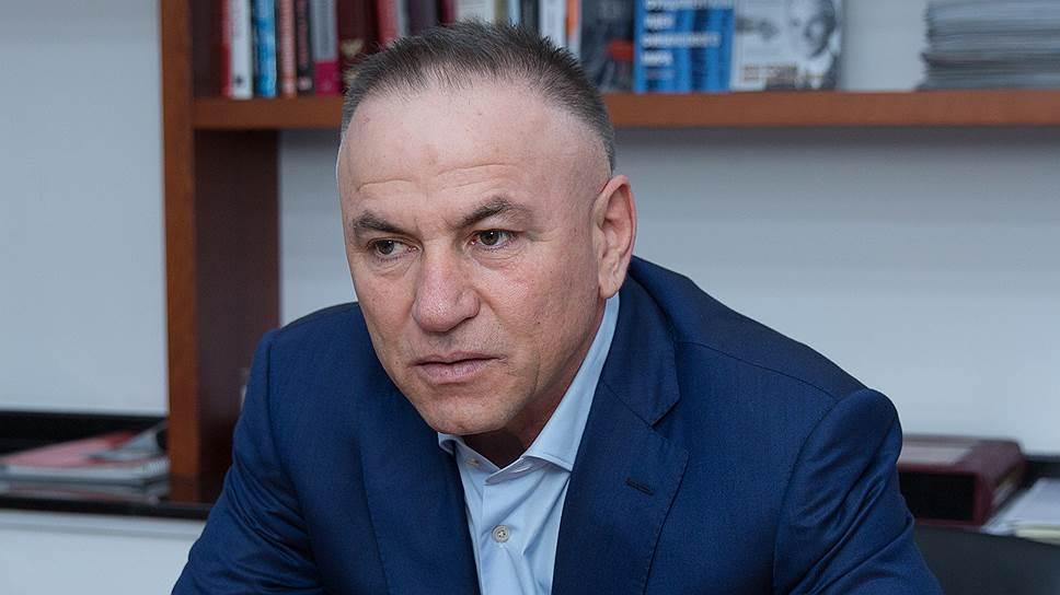 Президент ГК «Европея» Ризван Исаев.
