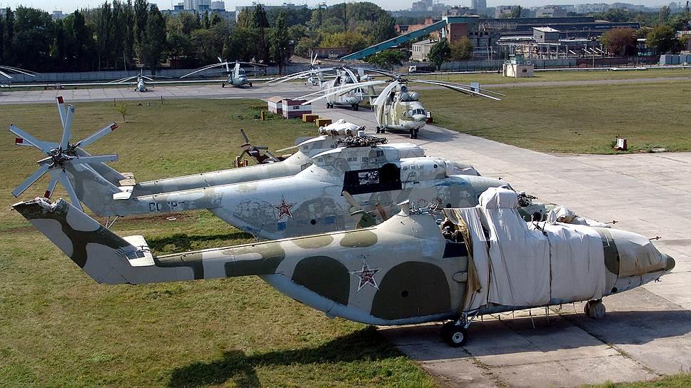Лопасти отложили в сторону / ПАО «Роствертол» взыскивает 416 млн рублей c ОАО «ЮТэйр-инжиниринг»