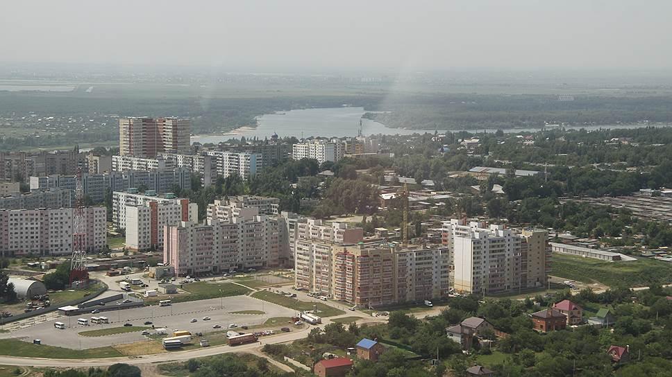 Ростову открывают левобережную перспективу.
