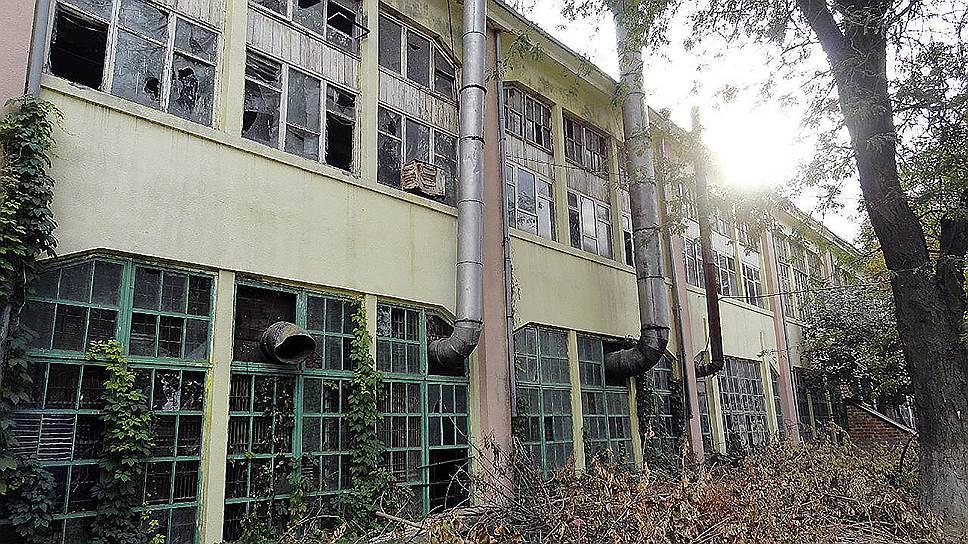 Завод под снос / На месте «Красного Аксая» в Ростове возведут многоэтажный жилой комплекс