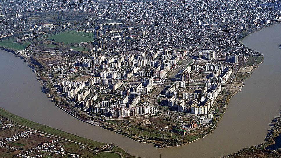 «Атман» попросили с набережной / Девелоперу не разрешили строить ЖК в Юбилейном микрорайоне Краснодара
