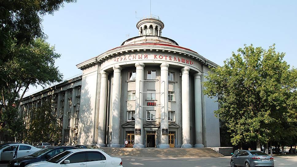 «Технопромэкспорт» вернулся за авансом / Госкомпания пытается взыскать $6,7 млн c таганрогского завода «Красный котельщик»