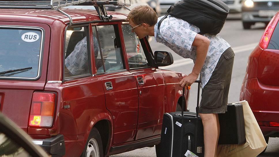 По утверждению РАС, райдшеринг уводит все больше клиентов легальных автоперевозчиков