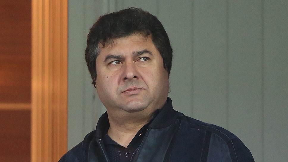 Почему арестовали бывшего владельца ФК «Кубань»