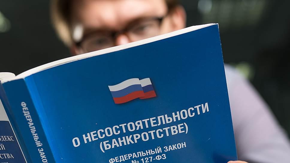 В случае недостаточности имущества для погашения долгов суд должен будет признать Игоря Крамаренко банкротом