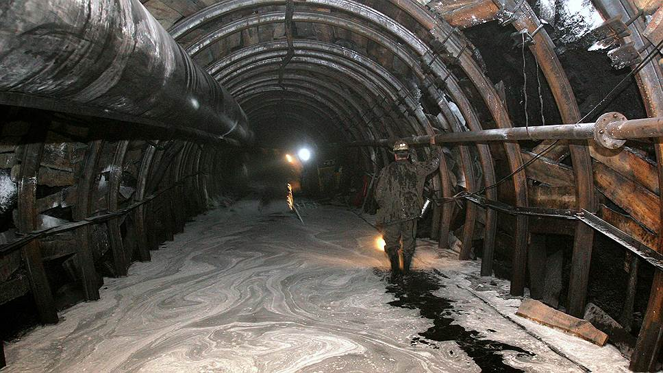 Мертвые воды / Затопление шахты «Гуковская» грозит региону экологической катастрофой