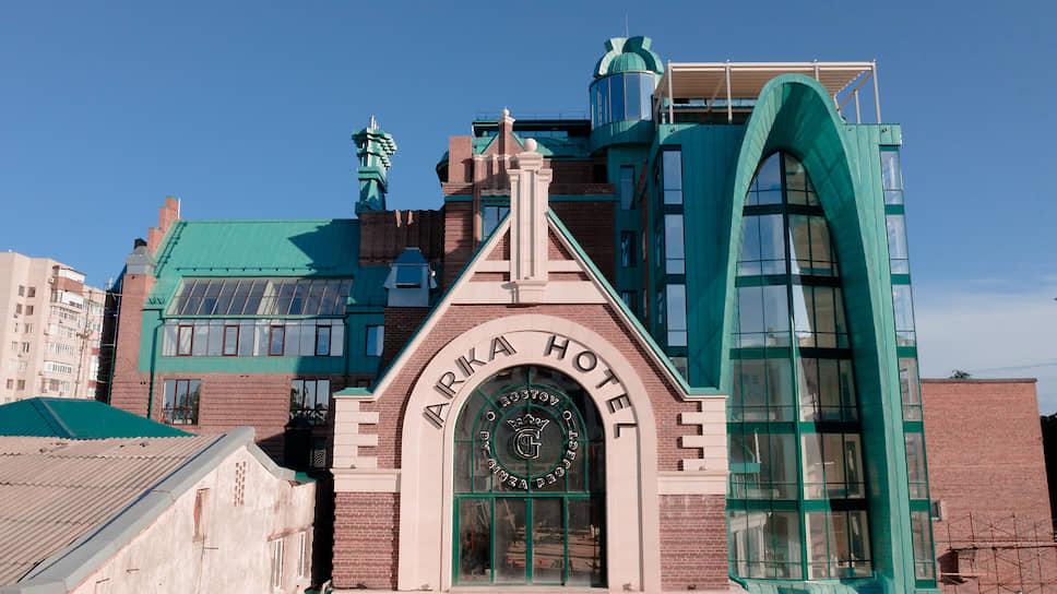 Ginza Project и «КМ-Союз» накормят и уложат / Компании открывают в центре Ростова отель с двумя ресторанами