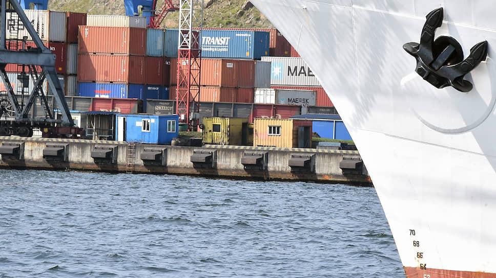 Global Ports увеличила выручку контейнерами / Показатели группы увеличились за счет роста экспорта