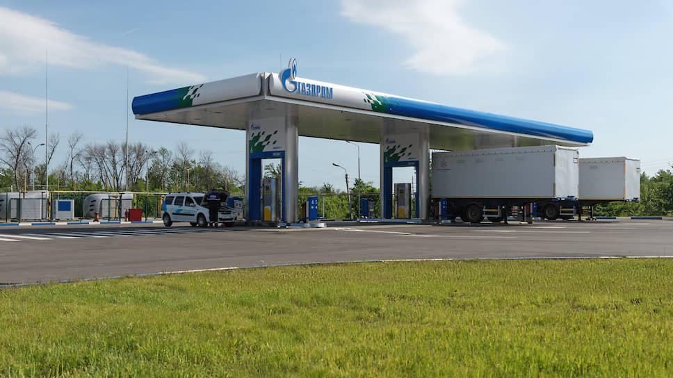 Вот тебе газ / В Ростовской области увеличивают количество АГНКС на фоне падающего спроса