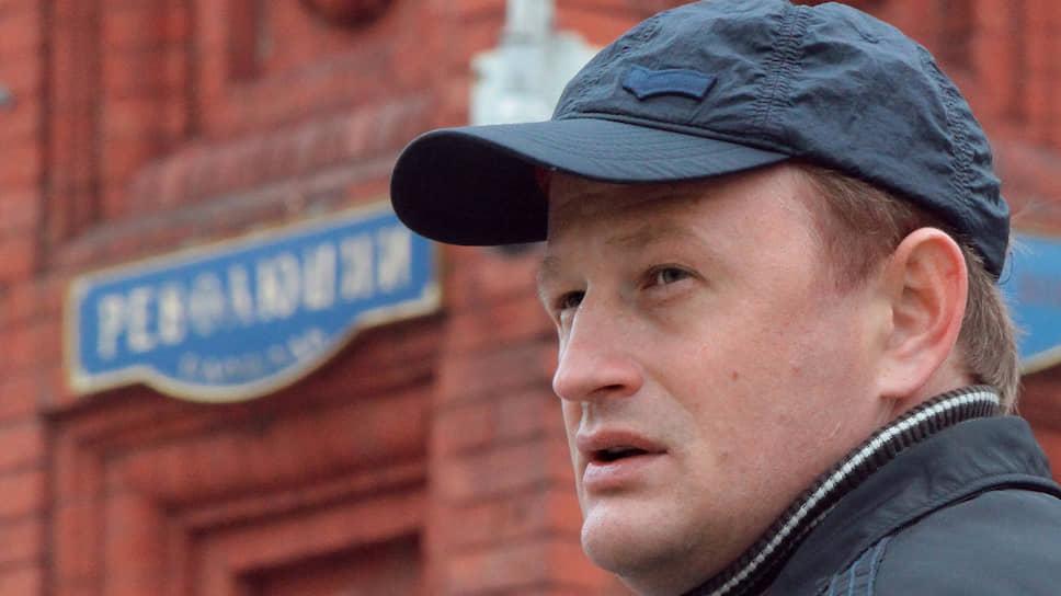 Алексей Дымовский арестован за тротил / Бывшего милиционера заподозрили в незаконном обороте взрывчатки