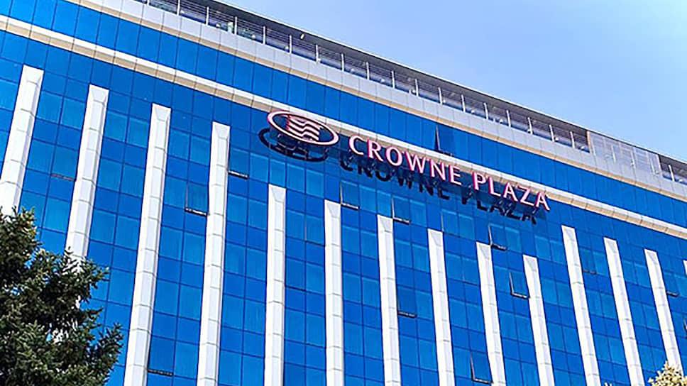 «Интурист» не оставил следов / Отель начинает работать под названием Crowne Plaza Krasnodar