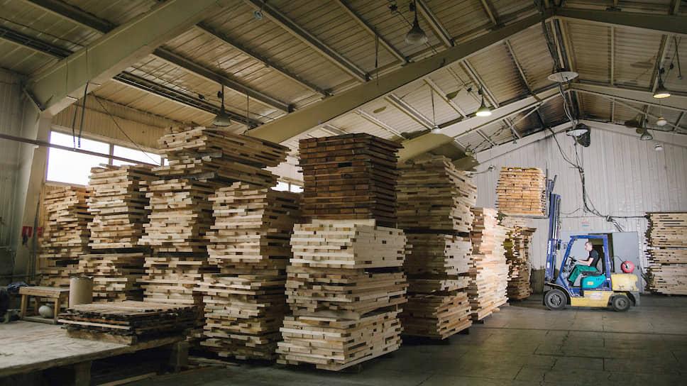 «Юг» ищет хорошие руки / Кубанское деревообрабатывающее предприятие выставят на торги за 391 млн руб.
