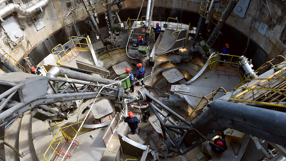 Строителей наказали за космодром / Подрядчики Восточного получили сроки за хищение