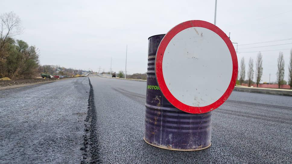 Подрядчик съезжает с дороги / «Донаэродорстрой» расторгает контракт на строительство Северного обхода