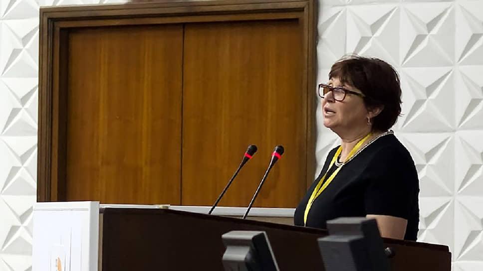 Вернувшись из Испании,  Ирина Санникова продолжала читать лекции и общаться с коллегами