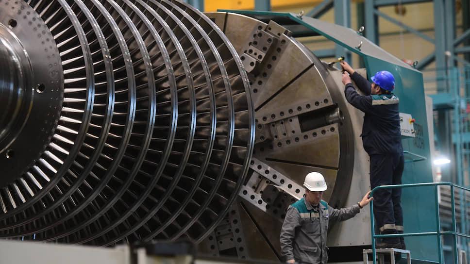 Таманская ТЭС ждет ударный механизм / На станцию могут поставить новую большую турбину