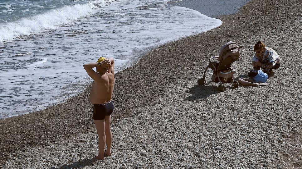 «Акварель» не понравилась жителям курорта / Власти Анапы аннулировали разрешение на строительство жилого комплекса в прибрежной зоне