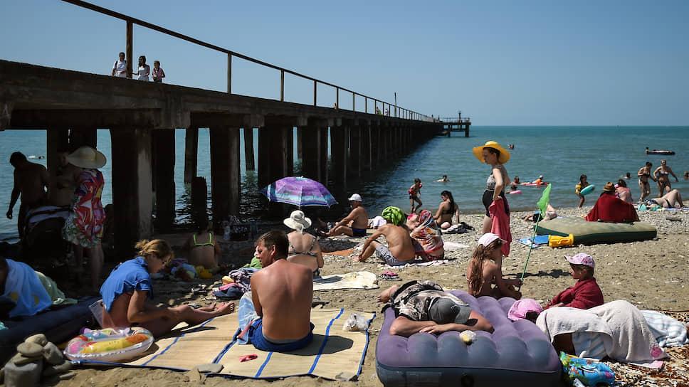 Туризм попросился в нацпроект / Власти Кубани разработали предложения по развитию курортных территорий