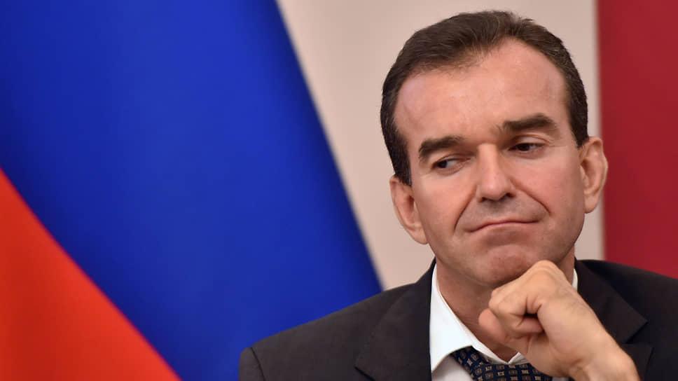 Вице-губернаторы все свои / Губернатор Кубани Вениамин Кондратьев представил новую команду заместителей