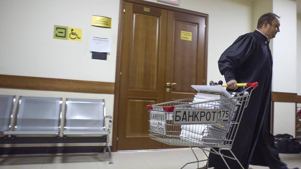 «Гравитон» притянул банкротство / Кубанский бизнесмен из «списка Титова» признан несостоятельным