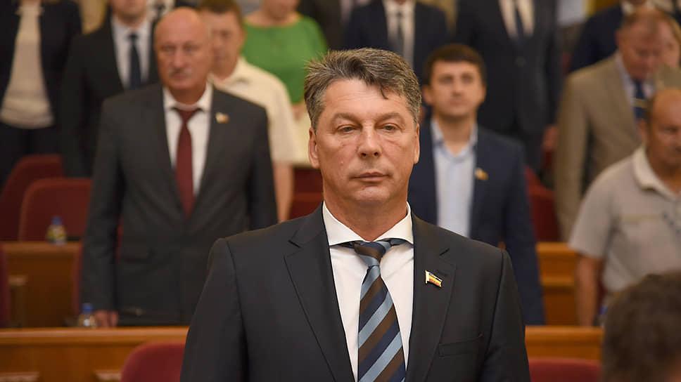 Депутата взяли за газ / Игоря Кундрата подозревают в краже газа для возглавляемого им предприятия