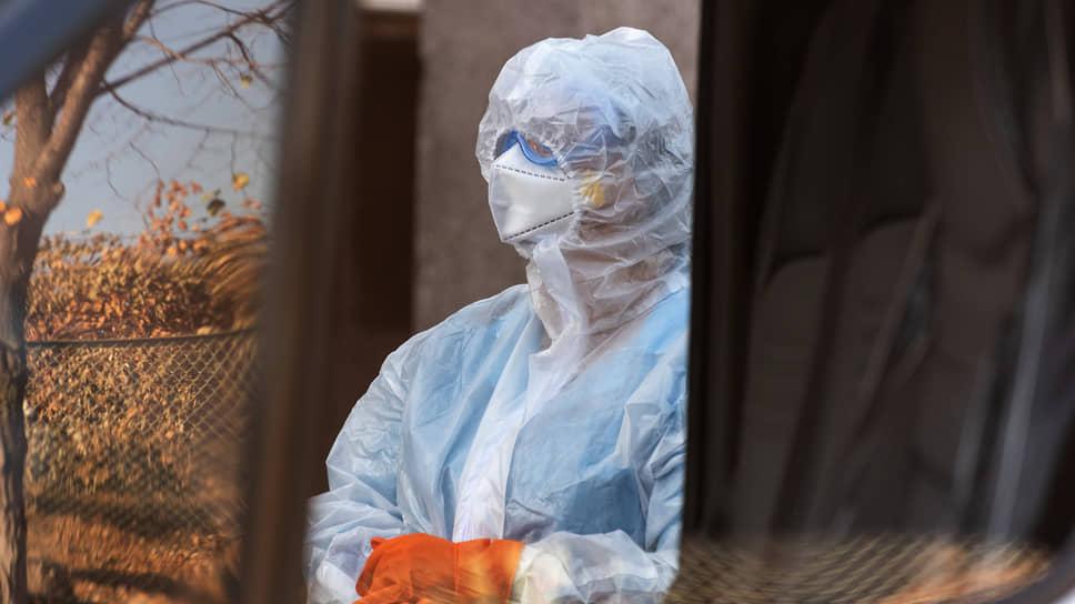 Росздравнадзор проверит, чем дышат больные в Ростове-на-Дону / Ведомство отреагировало на информацию о смерти 13 пациентов в ковидном госпитале