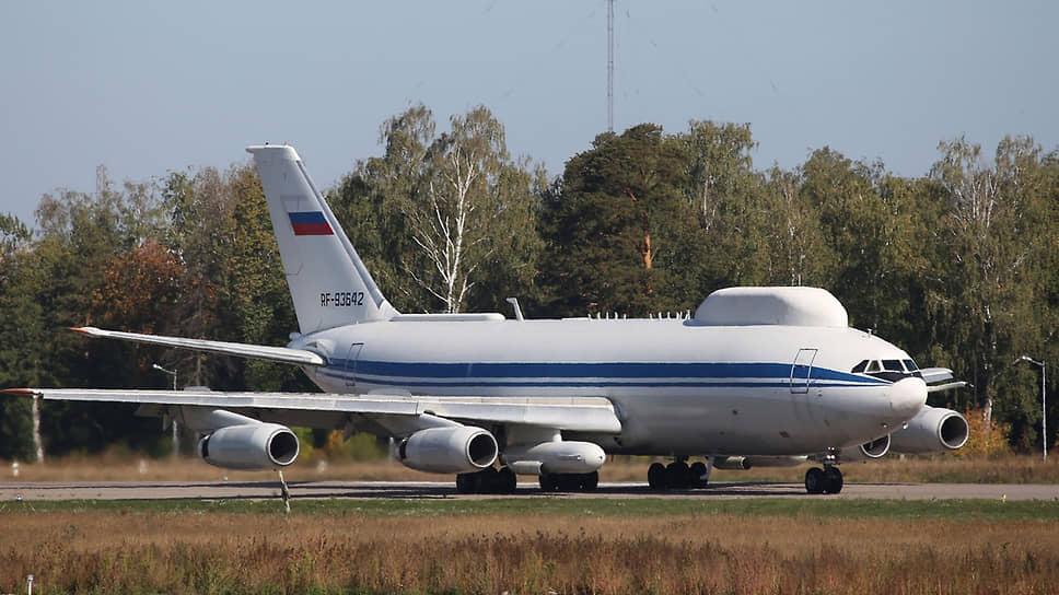 Ил-80 прилетел в Таганрог для модернизации и продления ресурса