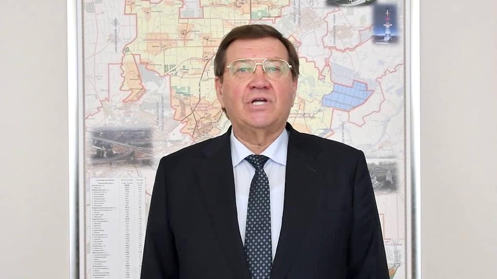 Виталий Борзенко занимает пост главы администрации Аксайского района с 1994 года