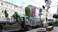 На центральной улице Ростова установят новые лавочки